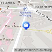Carte de Cleferm Paris, France