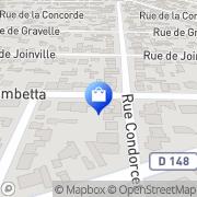 Carte de Pharmacie Condorcet Maisons-Alfort, France