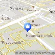 Mapa Apteka Tomaszów Mazowiecki, Polska