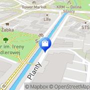 Mapa Delco-System Kielce, Polska