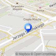 Mapa Apteka Legionowo, Polska
