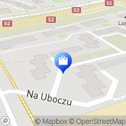 Mapa Rulexsoft Warszawa, Polska