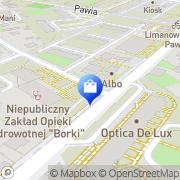 Mapa Cefarm Kielce S.A. Radom, Polska