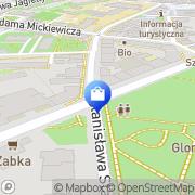 Mapa Galen Sp. z o.o. Jasło, Polska