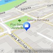 Mapa Muzyk Ostrołęka, Polska
