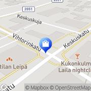 Kartta Kello-Huolto Heinonen Ky Laitila, Suomi