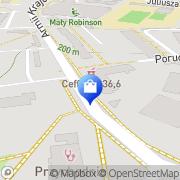 Mapa Apteka Sandomierz, Polska