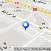 Kartta Laihian Halpa-Halli Laihia, Suomi
