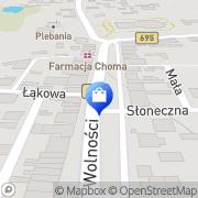 Mapa Pigułka Kosów Lacki, Polska