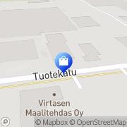 Kartta Suomen Datakauppa Oy Raisio, Suomi