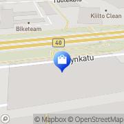 Kartta Myllyn Apteekki Raisio, Suomi