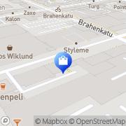Kartta Andromeda 1 Oy Turku, Suomi