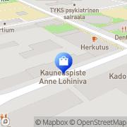 Kartta Rakennuspalvelu Karjalainen Seppo Ky Turku, Suomi