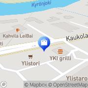 Kartta Ylistaron apteekki Ylistaro, Suomi