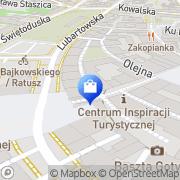 Mapa Apteka Lublin, Polska