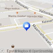 Kartta Jack &  Jones Seinäjoki Seinäjoki, Suomi
