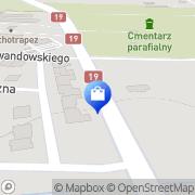 Mapa Sidcom Siemiatycze, Polska