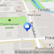 Kartta Kulta ja Kello Diama InnahavareRolf Evaldprest Kokkola, Suomi