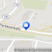 Kartta Kenkämatti Ky Tampere, Suomi