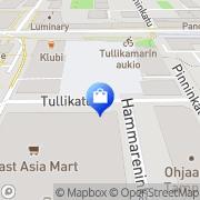 Kartta Vapaa Valinta Tullintori Tampere, Suomi