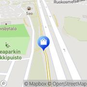 Kartta Kicks Ideapark Lempäälä, Suomi