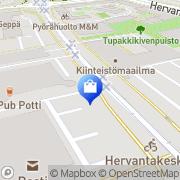 Kartta Film Town Tampere, Suomi