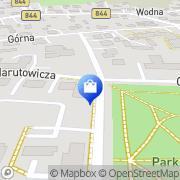 Mapa Dbam o Zdrowie Hrubieszów, Polska