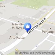 Kartta PFLIP Tmi Karkkila, Suomi