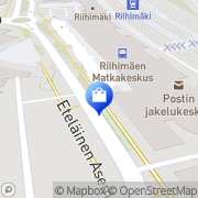 Kartta Esprit Riihimäki, Suomi