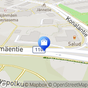 Kartta Soundtrack Studio Helsinki, Suomi