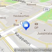 Kartta Specsavers Optikko Hyvinkään Näkökulma Oy Hyvinkää, Suomi