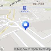 Kartta Sesca Embedded Solutions Oy Helsinki, Suomi