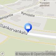 Kartta Telehuolto Niinimaa Hyvinkää, Suomi