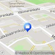Kartta Äänituotanto Maukasta Musiikkia Helsinki, Suomi