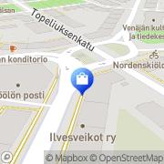 Kartta M-Keittiö Oy Helsinki, Suomi
