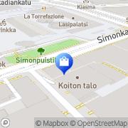 Kartta CRF Box Oy Helsinki, Suomi