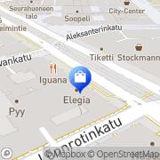 Kartta Nida-Kulta Oy Helsinki, Suomi