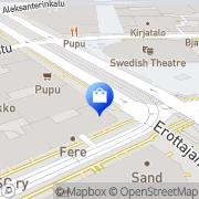Kartta Spontex Oy Helsinki, Suomi
