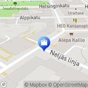 Kartta Laatoitustoimi S. Sopanen Helsinki, Suomi