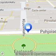 Kartta Piucca Helsinki, Suomi