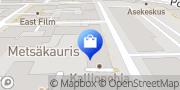 Kartta Kruunuradio Helsinki, Suomi