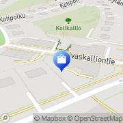 Kartta Lesley Cosmetics Oy Helsinki, Suomi