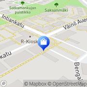 Kartta Vaimea Helsinki, Suomi