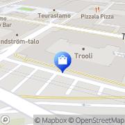 Kartta Electrolux Professional Oy - Ammattikeittiölaitteet Helsinki, Suomi