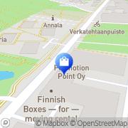 Kartta Paulintex Oy Helsinki, Suomi