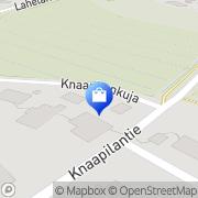 Kartta KT Kourutalo Oy Lahela, Suomi