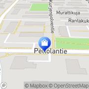 Kartta Ihanat Ipanat Oy Vantaa, Suomi