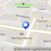 Kartta Film Town Vantaa, Suomi