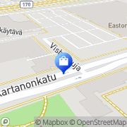 Kartta PAN Vision Oy Helsinki, Suomi