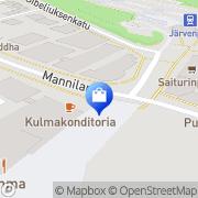 Kartta Optikko Tarja Seppänen Oy Järvenpää, Suomi